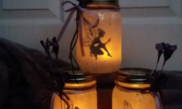 Fairy Lantern Workshop