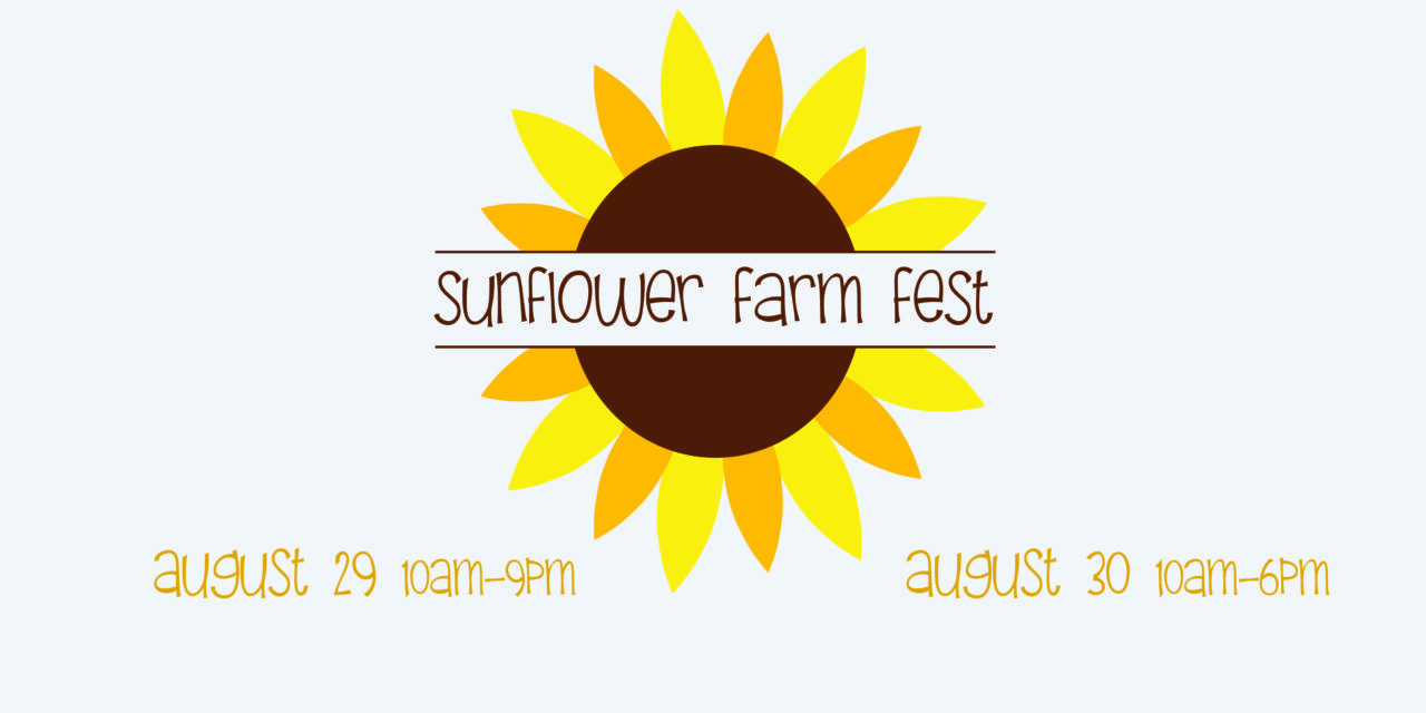 Sunflower Farm Fest General Info